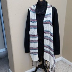 Torrid Boho sweater